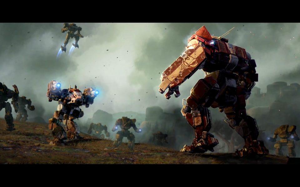 BattleTech – 01