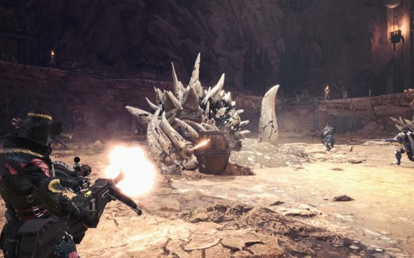 Monster Hunter World – 02
